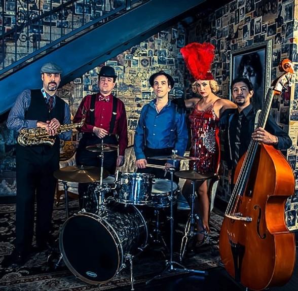 Wedding Jazz Bands: 1920s JAZZ BAND LAS VEGAS